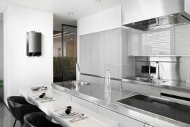 厨房热水器工作原理、安装及保养、品牌