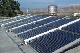 太阳能热水器不上水的原因有哪些