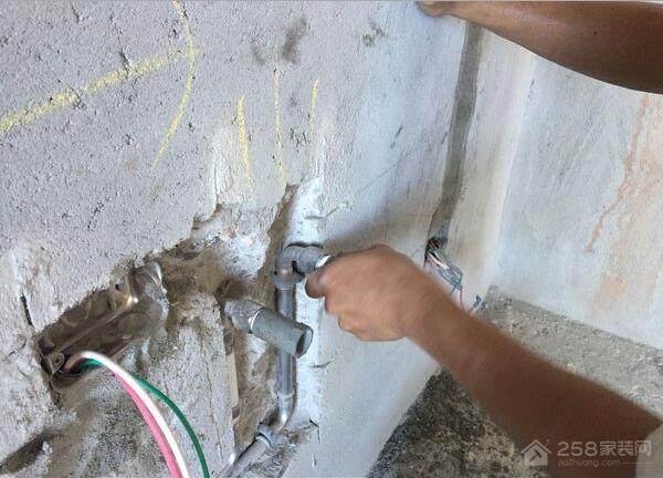 水路改造安装施工图解